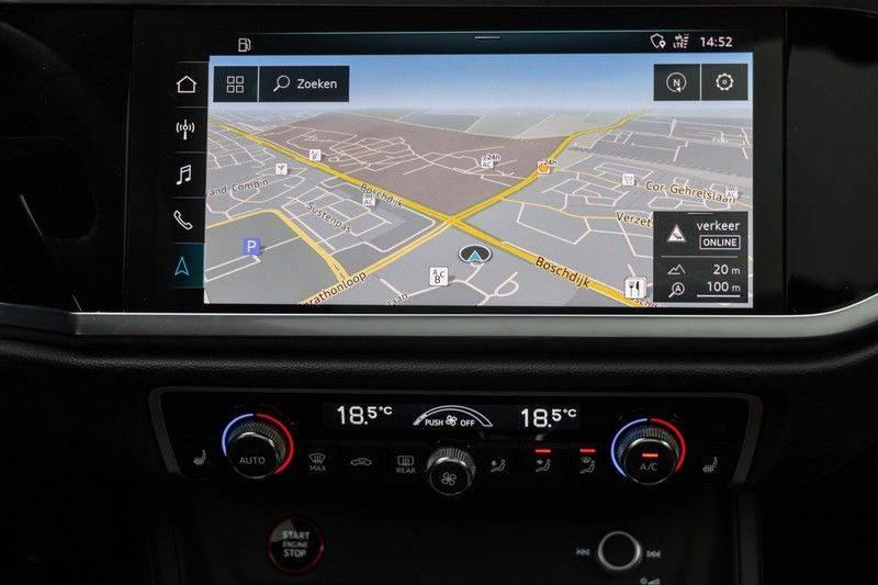 "Audi RSQ3 Sportback 2.5 TFSI 400pk Quattro Panoramadak BlackOptic B&O ValconaLeder+Memory Matrix Navi/MMI DriveSelect Keyless Trekhaak Camera 21"" Pdc afbeelding 4"