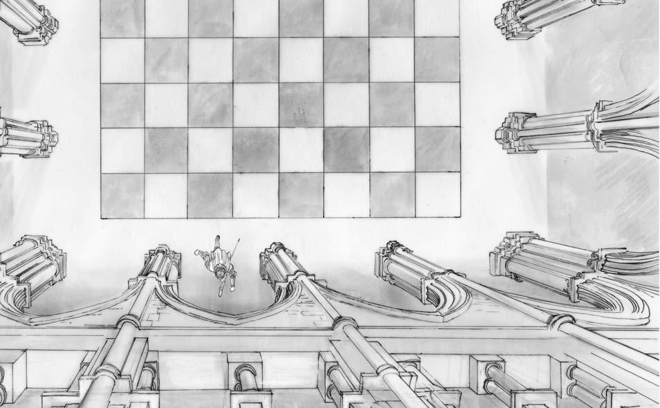 Atoleiros Battle animatic - Juan 1 leaving throne chamber
