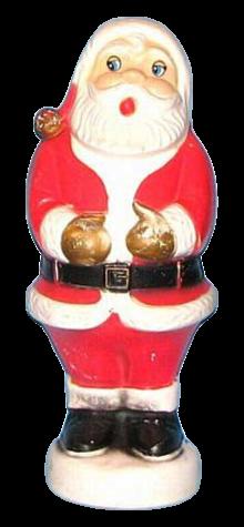 Standing Santa photo