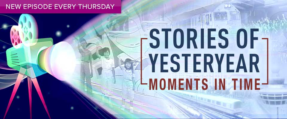 Stories of Yesteryear on Toggle