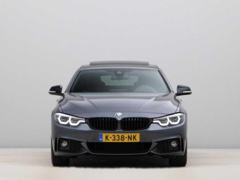 BMW 4 Serie Gran Coupé 430i High Executive M-sport afbeelding 8