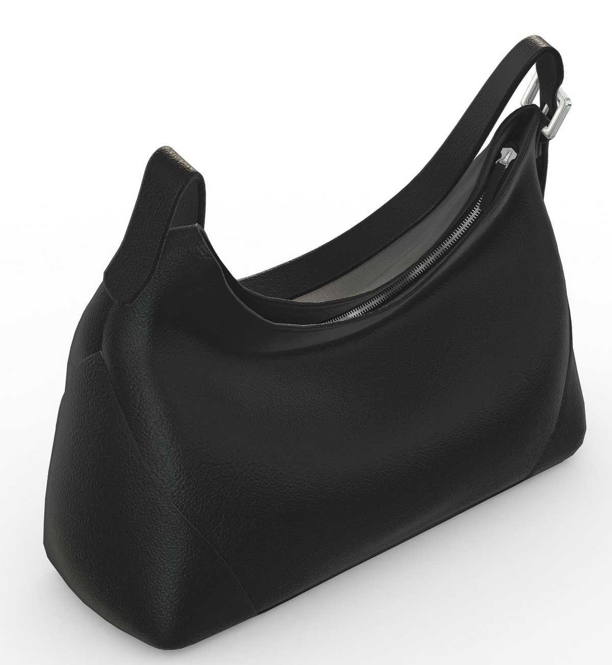 Vela Hobo - black