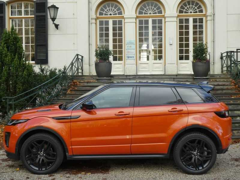 Land Rover Range Rover Evoque 2.0 Si4 HSE Dynamic afbeelding 4