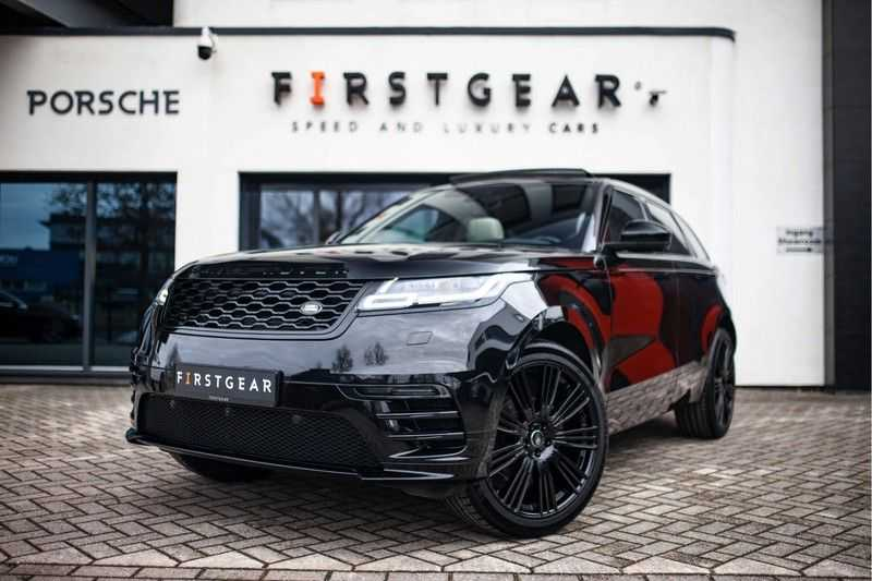 "Land Rover Range Rover Velar 2.0 D240 AWD HSE *Meridian / Pano / Memory / 22"" / DAB* afbeelding 1"