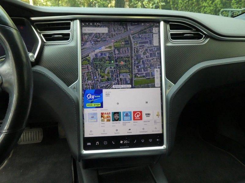 Tesla Model S 75D Base, Prijs is !! EX BTW !! afbeelding 13