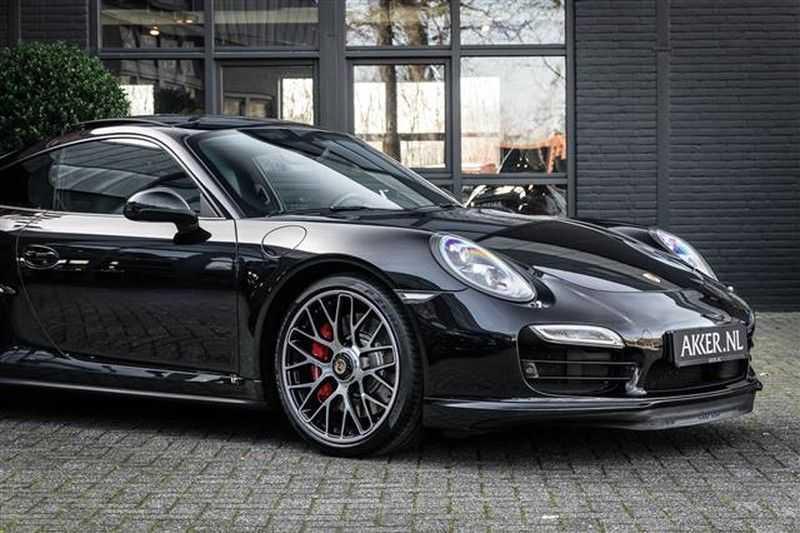 Porsche 911 TURBO GLAS DAK+ADAPT.STOELEN+CAMERA afbeelding 13