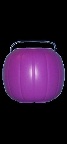 Purple Pumpkin Pail photo