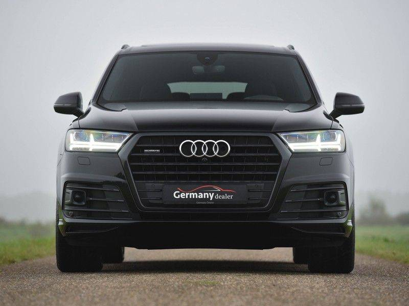 Audi Q7 3.0TDI 272Pk S-Line 7p Quattro Lucht Pano Standk Head-Up 360-Camera 21-Inch Trekh afbeelding 10