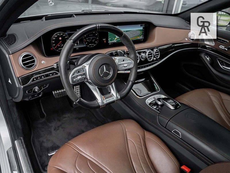 Mercedes-Benz S63-klasse 4Matic Lang 63 AMG 4Matic+ Lang Premium Plus afbeelding 7