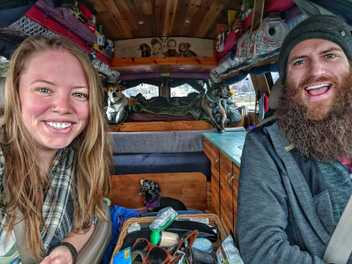 Living The Van Life With Dogs