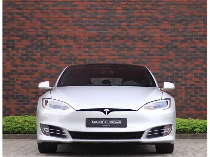 Tesla Model S 75D Base *4% t/m 06-'23*5-persoons*AutoPilot* afbeelding 8