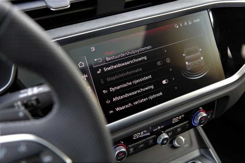 Audi Q3 Sportback 45 TFSI e S-LINE+PANO.DAK+20''+TREKHAAK afbeelding 22