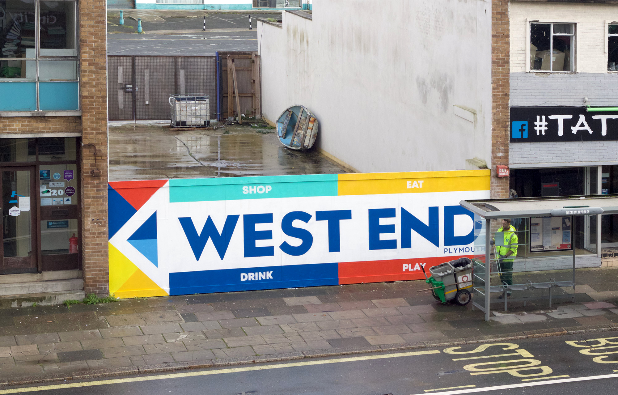 plymouth-west-end-branding-signwriting-mural