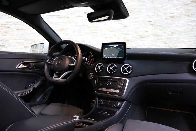 Mercedes-Benz CLA-Klasse Shooting Brake 180 PEAK Edition | Panoramadak | Achteruitrijcamera | AMG Pakket | Keyless | afbeelding 8