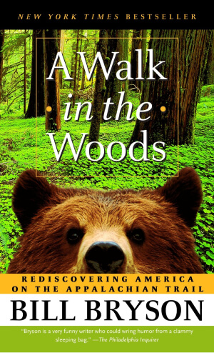 Image of Bill Bryson's book A Walk in the Woods