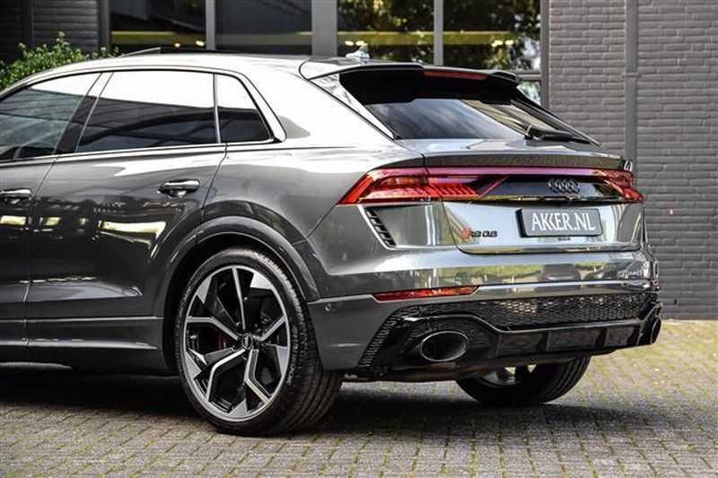 Audi RS Q8 NP.258K DYNAMIC PLUS+PANO.DAK+DESIGNPAKKET afbeelding 16
