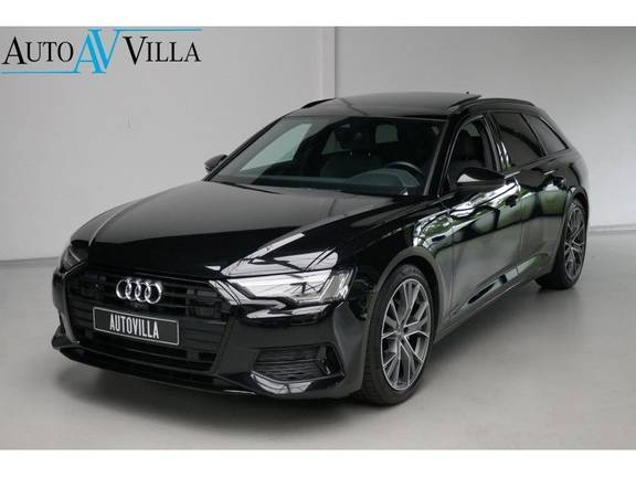 Audi A6 Avant 40 TDI Sport Pro Line S Black edition