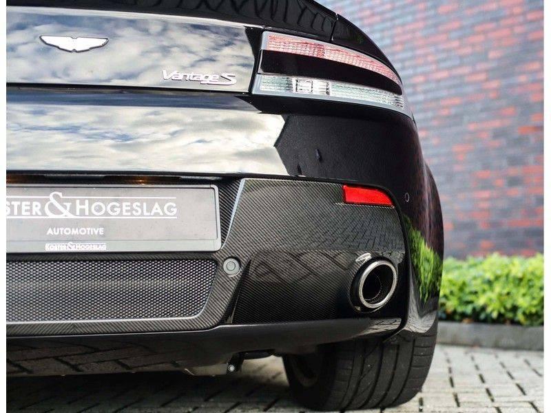 Aston Martin Vantage S 4.7 V8 *436 pk*Carbon*B&O*Memory* afbeelding 20