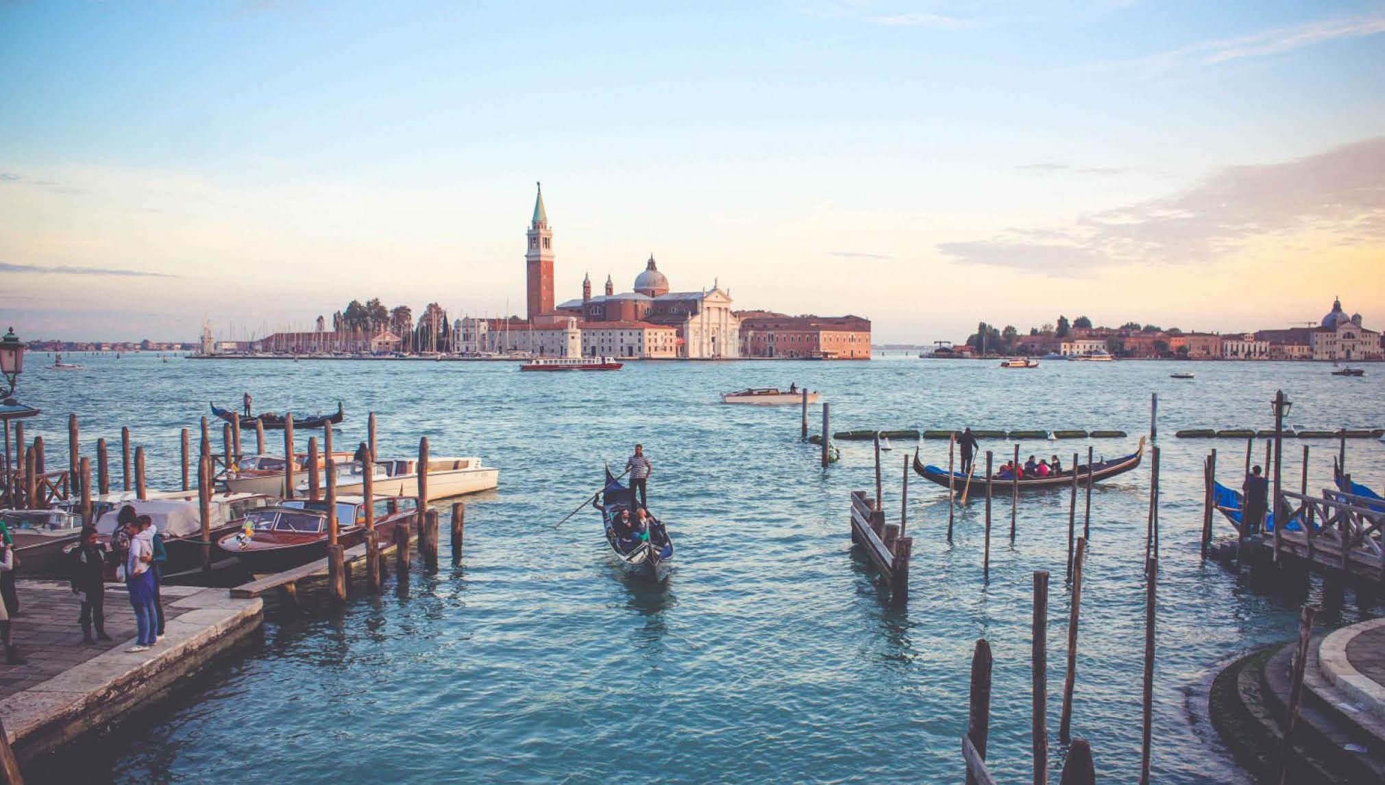 Drömmer du om Italien? Lär känna landets kultur genom studier!