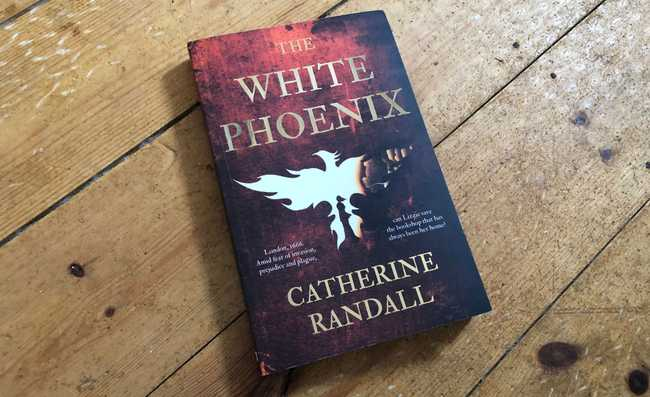 The White Phoenix by Catherine Randall: Review and Exclusive Education Resources