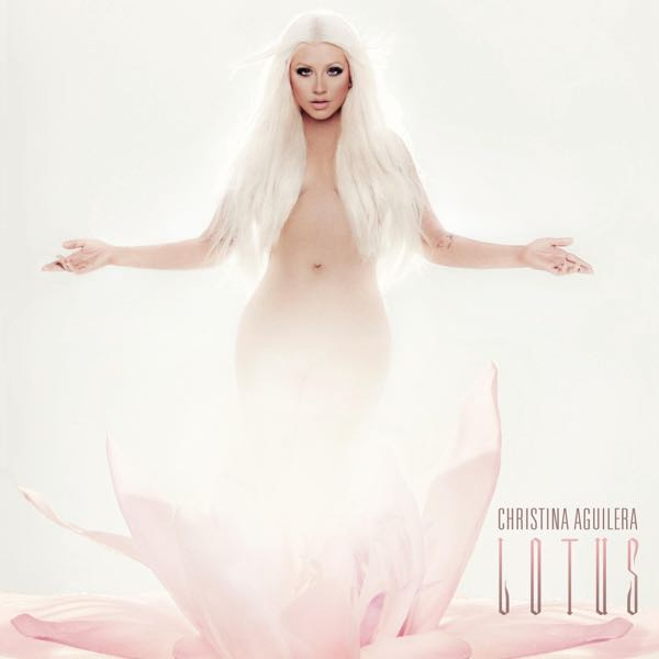 album art for Lotus by Christina Aguilera