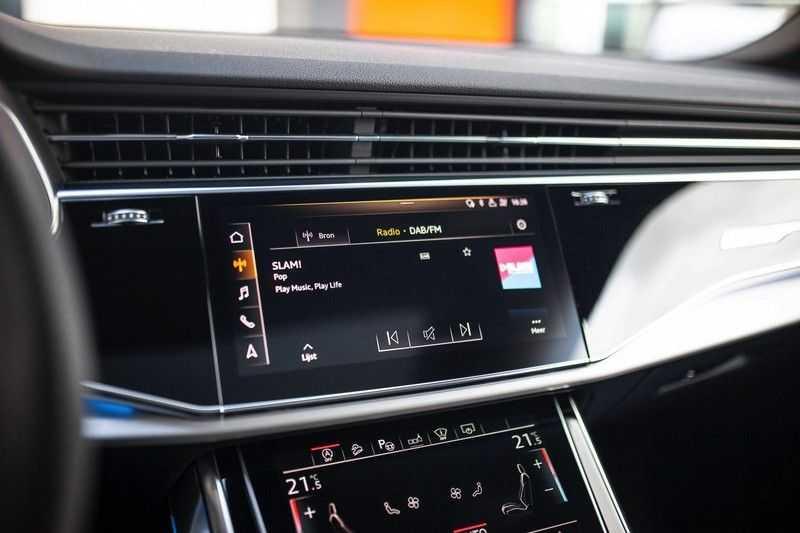 Audi SQ8 4.0 TDI Quattro *S-Sportstoelen / Pano / B&O / HUD / ACC / Nachtzicht* afbeelding 10