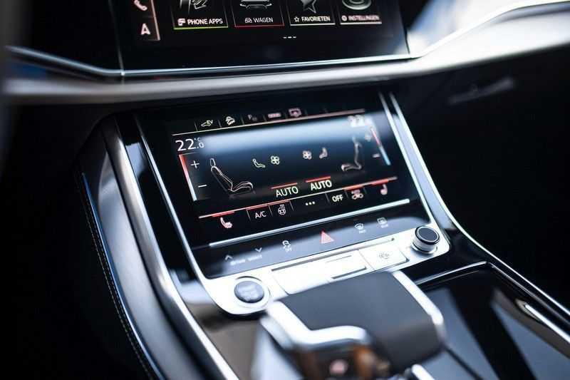 "Audi Q8 55 TFSI E Hybride Quattro *S-Line / B&O / Pano / 23"" / Black Pack / ACC* afbeelding 18"