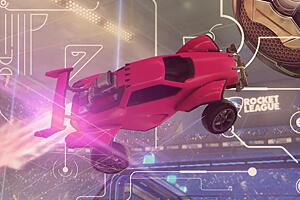 Projeto Rocket League STK