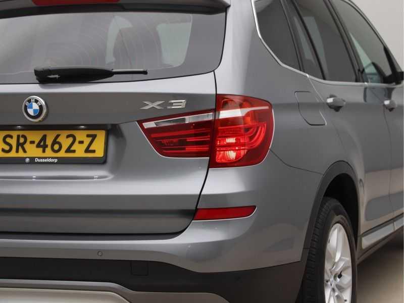 BMW X3 xDrive20i Exe X-Line Aut. afbeelding 21