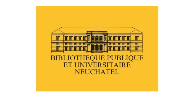 Logo Public and University Library of Neuchâtel