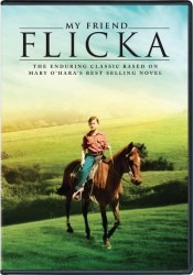 cover My Friend Flicka