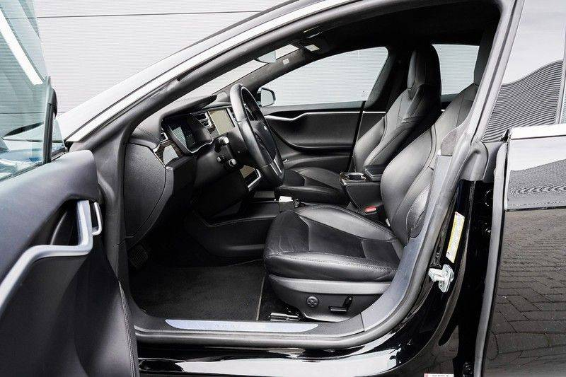 Tesla Model S 75 Autopilot Free Charging Navi Leer Camera afbeelding 3