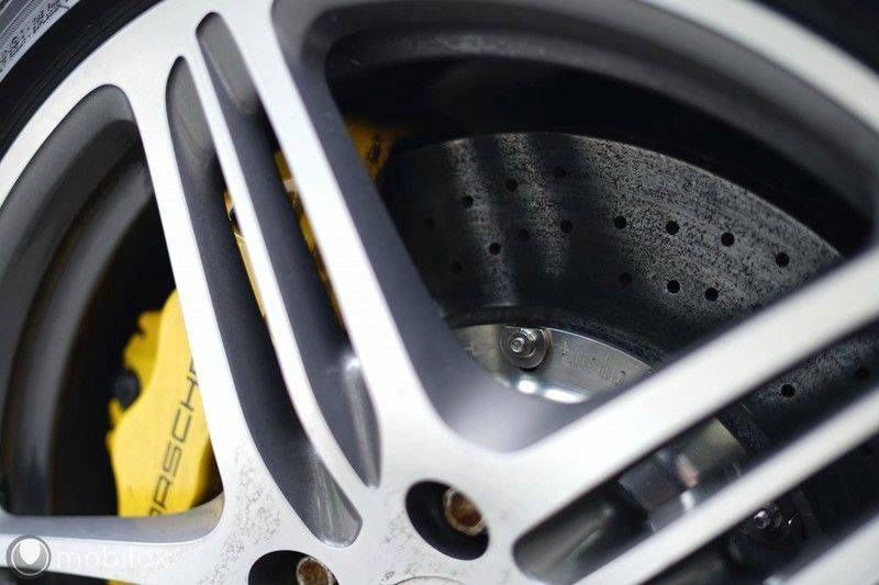 Porsche 911 Cabrio 3.6 Turbo afbeelding 15