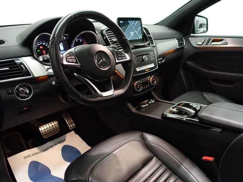 Mercedes-Benz GLE 43 AMG Coupe 4MATIC 368pk Aut- Black Series Panodak, Leer, 360 Camera, afbeelding 5