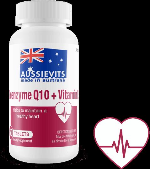 coenzyme q10 + vitamin e product