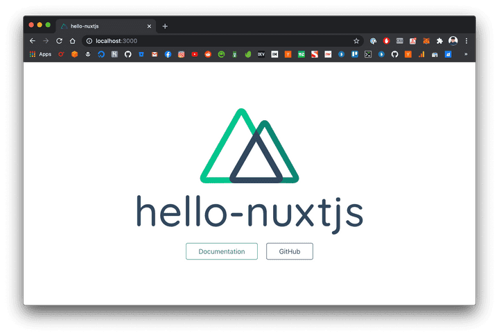 Hello Nuxt.js