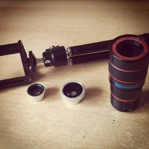 The lens kit