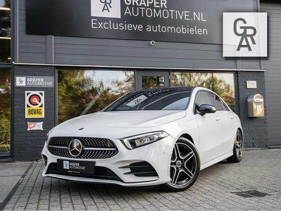 Mercedes-Benz A-Klasse A200 Launch Edition Premium Plus