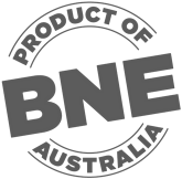 Product of BNE Logo