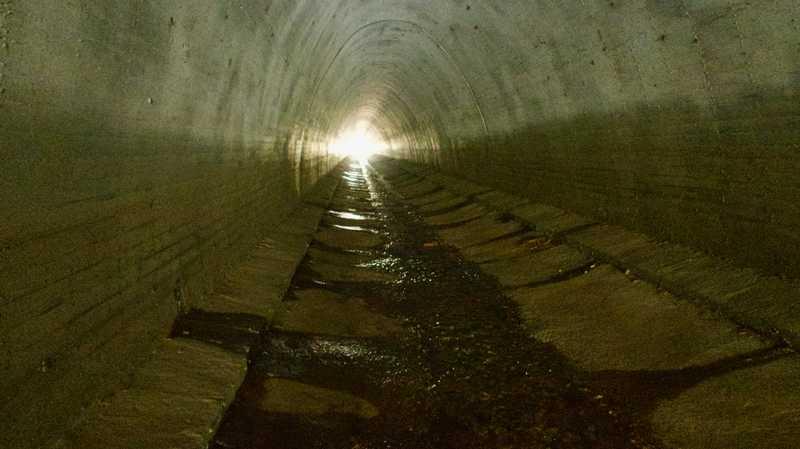 Highway 14 Antelope Valley Freeway Tunnel
