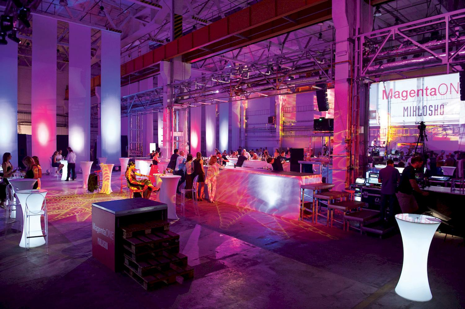 VIP Event: Product Launch pre Telekom & Samsung
