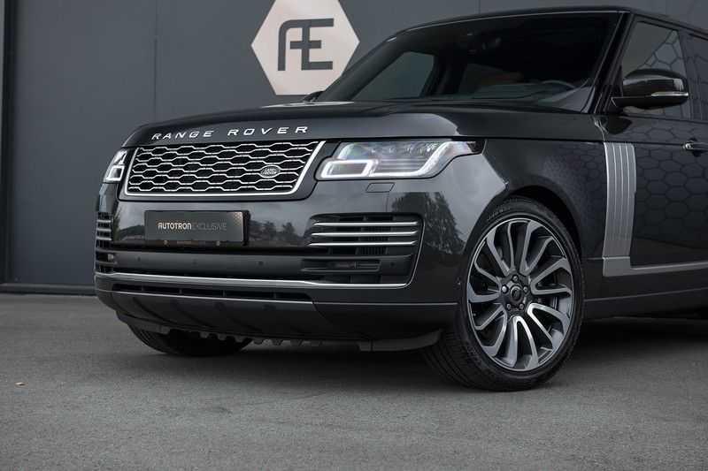 Land Rover Range Rover 4.4 SDV8 Autobiography Head Up, Adaptive Cruise Control, Stoel Verwarming / Koeling, Massagestoelen, afbeelding 7