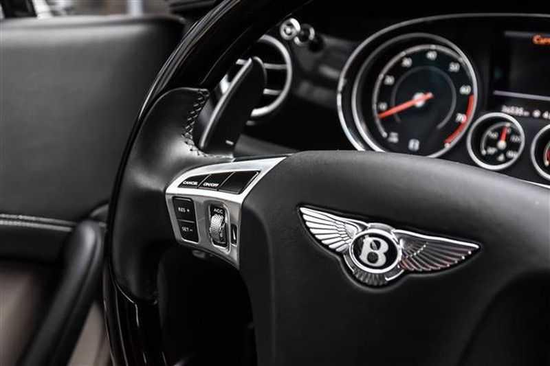 Bentley Continental GT SPEED SUPERSPORTS LOOK CARBON (635 PK) afbeelding 23