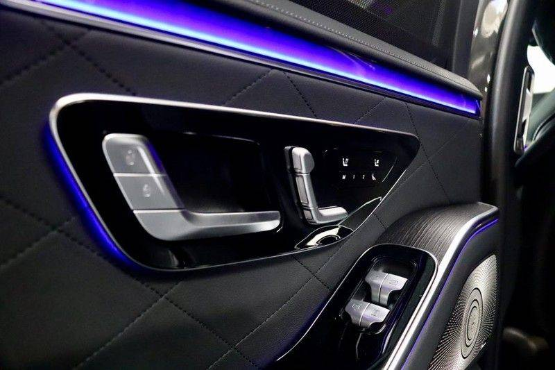 Mercedes-Benz S-Klasse 350d 4Matic Lang AMG Line  VOL Meedraaien as  afbeelding 14