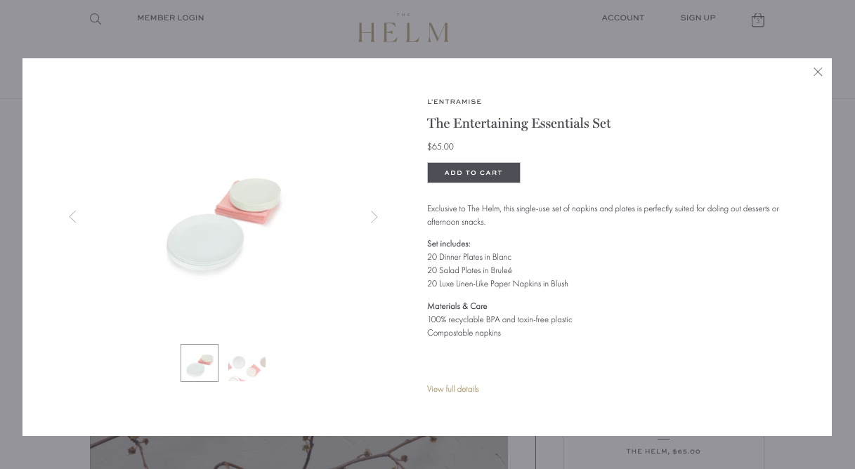 Convictional Marketplace - The Helm - Content Commerce 2
