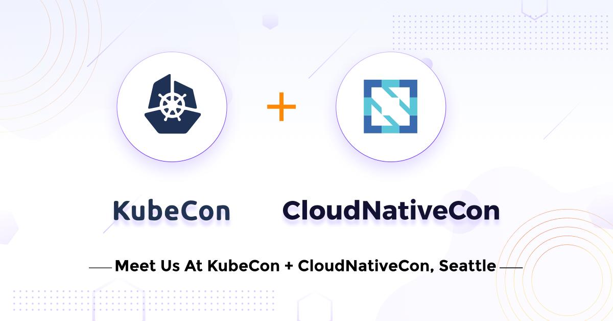KubeCon + CloudNativeCon, Seattle 2018