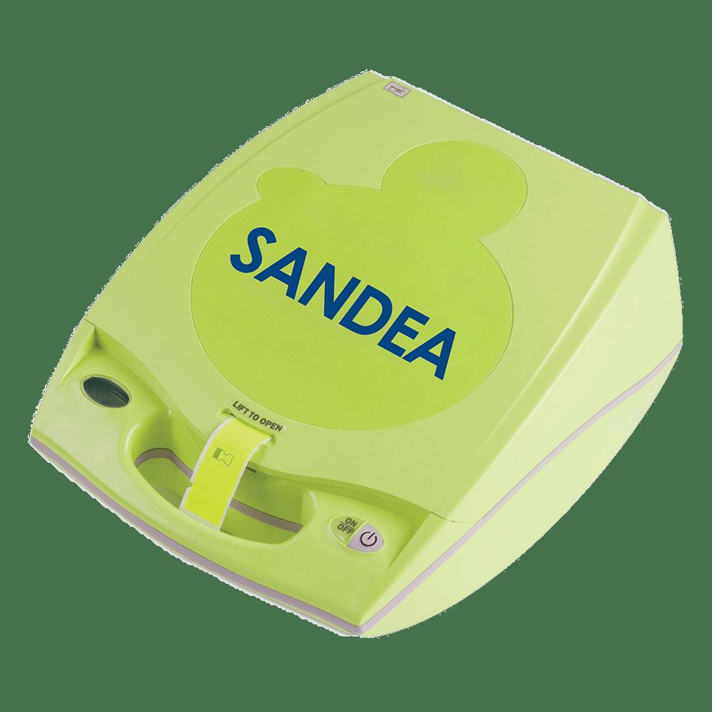 Laadukkaat defibrillaattorit SANDEA:lta!