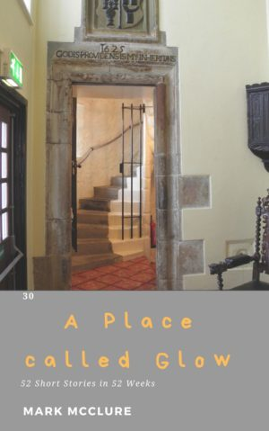 A Place Called Glow short story ghosts Ballygally Castle