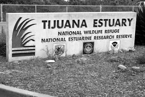 Tijuana Estuary National Wildlife Refuge National Estuarine Research Reserve