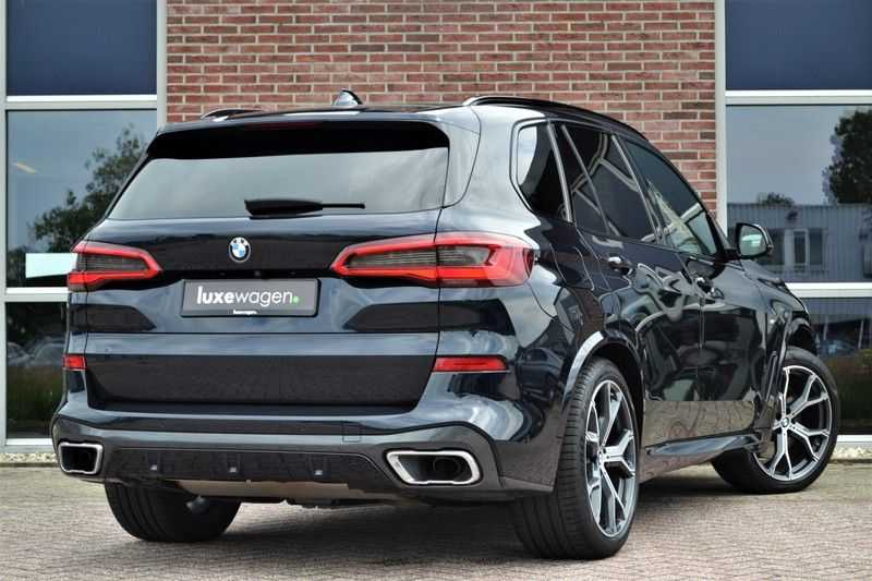 BMW X5 xDrive30d 265pk M-Sport Pano Luchtv Trekh DA+ PA+ Standk afbeelding 10
